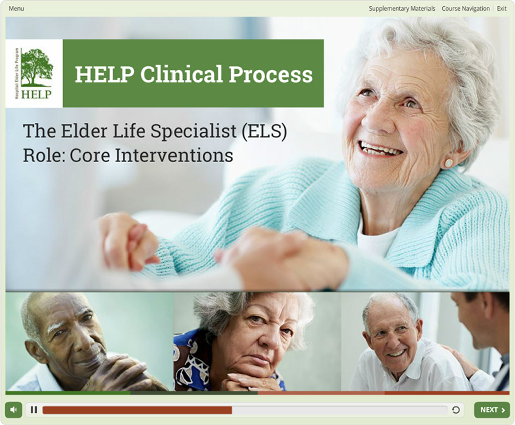 HELP Clinical Process image