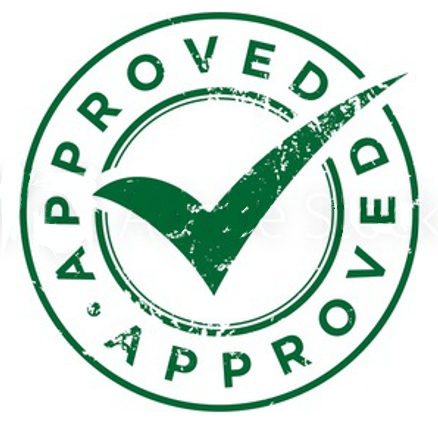 Approved symbol